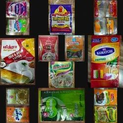 Food & Snacks packaging pouches