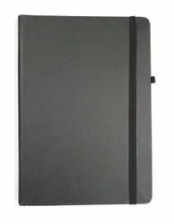 Panazone Corporate Grey Notebook Diary, Yearly, Paper Size: A4