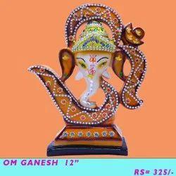 Om Ganesh Statue