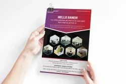 Paper Brochure Printing Services, in Pan India