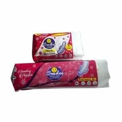 Sanitry Pad Packaging Pouch