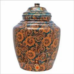 Pure Copper Matka 16 Liters with Tap