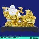 Buddha Golden Showpiece