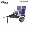 ARS DS-3 KAVY Coconut Dehusking Machine