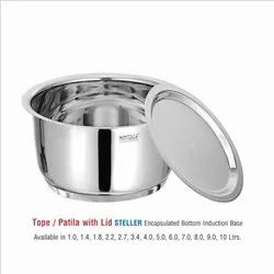Stainless Steel Cooking Tope-Steller