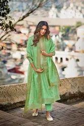 Kalki Silk Moksha Aiqa Ladies Suits