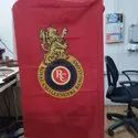 IPL Team RCB Royal Challengers Bangalore  Flag