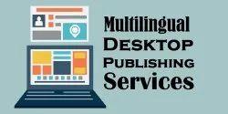 Multilingual Desktop Publishing Services