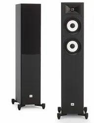 2.0 Black JBL A190 Floor Standing Speaker, 225W