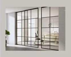 Aluminium Office Modern Door