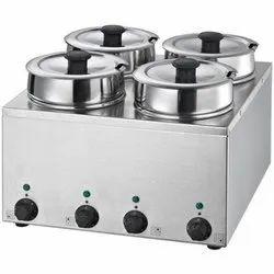 Food Warmer Pot-4, 20 Ltr