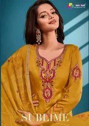 Formal Sanskruti Silk Mills Presents Salwar Suits