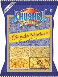 Salty Rice Chiwda Mixture, Packaging Size: 400 grams