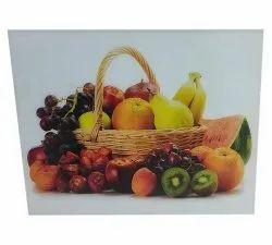 Digital Ceramic Printing Glass, Size: 30x42inch