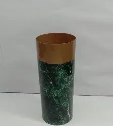 Wrought Iron Flower Vase