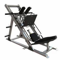 Hack Squat Machine With Leg Press