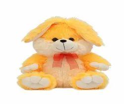 Rabbit sitting soft toys