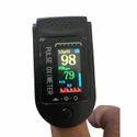 Finger Pulse Monitor Oximeter