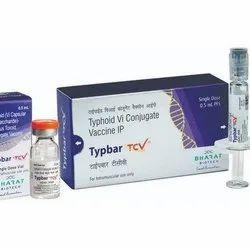Typhoid Vi Conjugate Vaccine