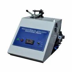 Pneumatic Automatic Specimen Mounting Press