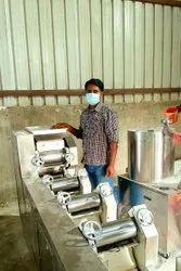 INSTANT MAGGI TYPE NOODLE MAKING MACHINE