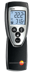Testo 922 two channel Thermocouple Input Thermometer