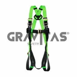 Gravitas Safety Full Body Harness/ Safety Belt (FBH-023)