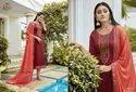 Jam Silk Handwork Salwar Suit