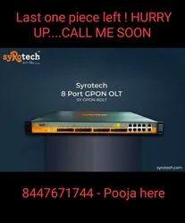 Syrotech 8 Port Gpon Olt
