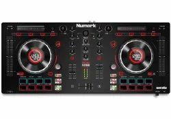 Usb Bus Power Black Numark Mix Track Platinum Dj Controller, For Big Event