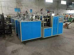 JDI Paper Glass Making Machine
