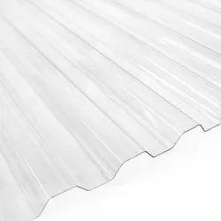 Polycarbonate Profiled Sheet