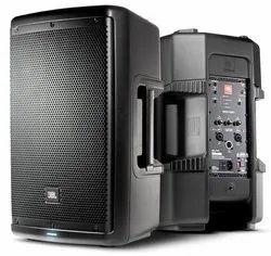 ABS Jbl Eon610 10 Inch Powered Speaker Black