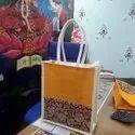 Kalamkari Jute Bag