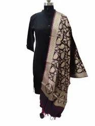 Banarasi Silk Jacquard Dupatta
