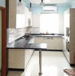 Modern U Shape Kitchen Designing Service