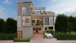 Individual Banglow Building Construction Service