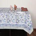 Hand Block Printed Table Cover Wholesaler