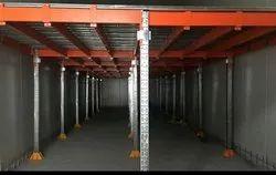 Warehouse Mezzanine Storage Rack