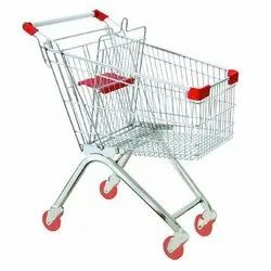 60 Litres Shopping Trolley.