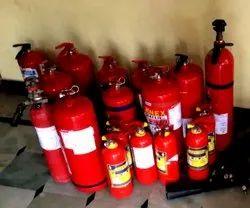 ABC Powder Type Fire Extinguisher, Capacity: 4 Kg