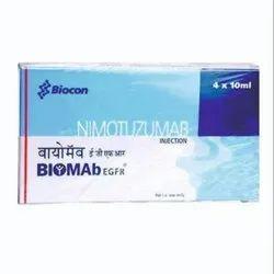 Biomabx Egfr Nimotuzumab 50 Mg Injection