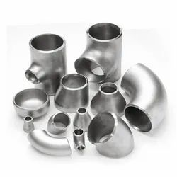 1/2 inch SS Duplex Steel Buttweld Fitting, For Plumbing Pipe, Elbow