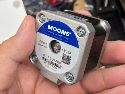 Moons Stepper Motor