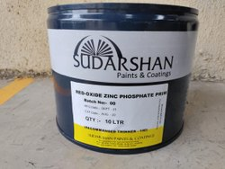 10 L Sudarshan Red Oxide Zinc Phosphate Primer