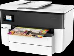 Ink Tank HP OfficeJet Pro 7740 Wide Format All-in-One Printer, For Office