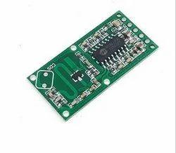 RCWL-0516 Microwave Radar Sensor Module Human Body Switch Induction Module