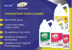 Disinfectant Floor Cleaner - Diversey India