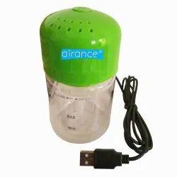 Ceramic Car Air Purifier Aroma Diffuser, Model Name/Number: CAD01