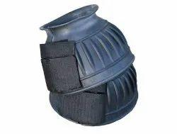 Blue Horse Rubber Bell Boot